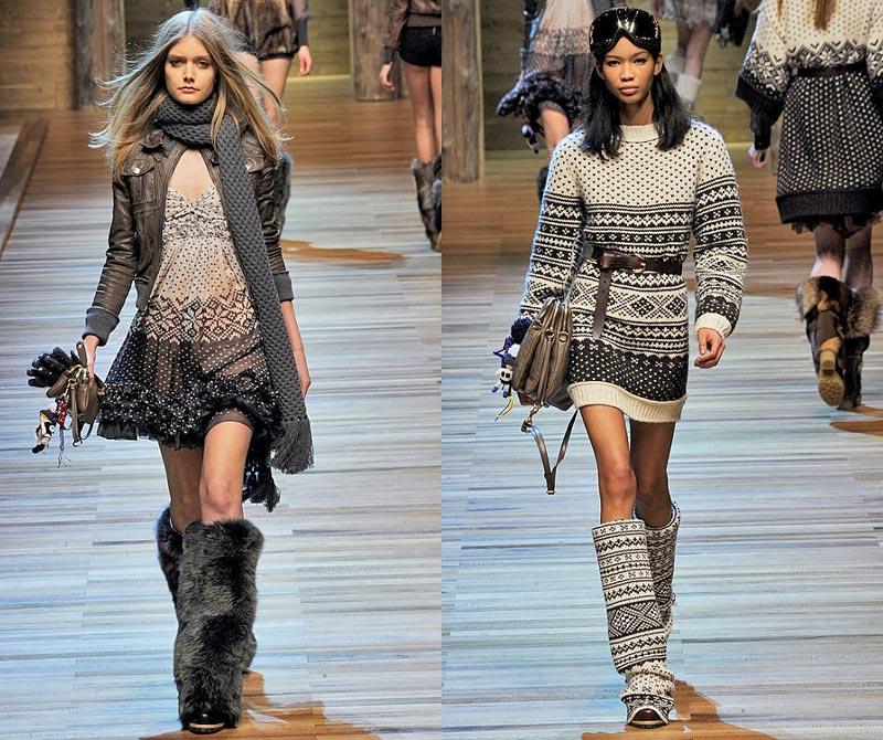 Одежда В Скандинавском Стиле